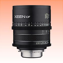 Image of New Samyang Xeen CF 35mm T1.5 Lens for Canon