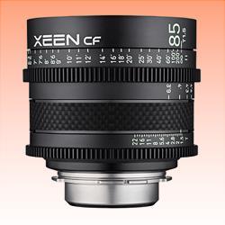 Image of New Samyang Xeen CF 85mm T1.5 Lens for Canon