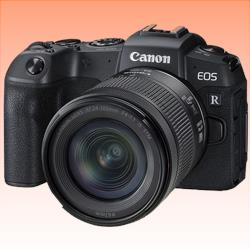 Image of New Canon EOS RP Kit (RF 24-105 IS STM) With Adapter Camera