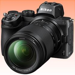 Image of New Nikon Z5 Kit (24-200 F4-6.3 VR) Camera