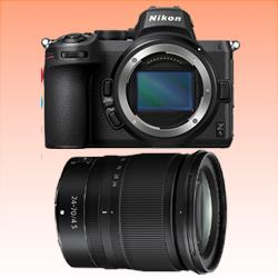 Image of New Nikon Z5 Kit (24-70 F4 S) Camera
