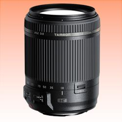 Image of New Tamron 18-200mm F/3.5-6.3 Di II VC Lens for Canon