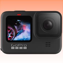 Image of New GoPro HERO9 Black Camera