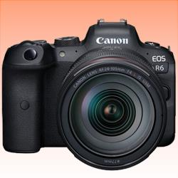 Image of New Canon EOS R6 Kit (RF 24-105mm F/4L) No Adapter