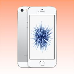 Image of Used as Demo Apple iPhone SE 4G LTE 128GB Silver (6 month warranty + 100% Genuine)