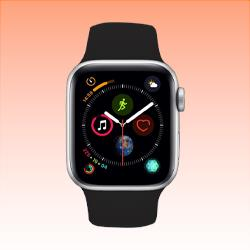 Image of Used as Demo Apple Watch 4 40MM Aluminium Silver (6 month warranty + 100% Genuine)