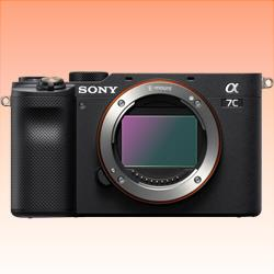 Image of New Sony A7C 24.2MP Mirrorless Digital Body Only Camera Black