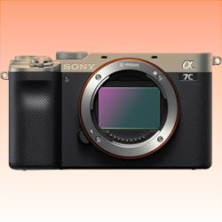 Image of New Sony A7C 24.2MP Mirrorless Digital Body Only Camera Silver