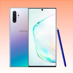Image of Used as Demo Samsung Galaxy Note 10+ Plus 12GB RAM 256GB 4G LTE Smartphone Aura Glow (6 month warranty + 100% Genuine)