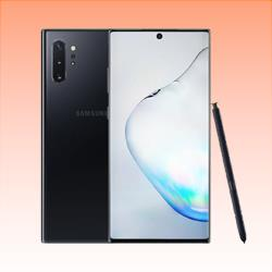 Image of Used as Demo Samsung Galaxy Note 10+ Plus 12GB RAM 256GB 4G LTE Smartphone Black (6 month warranty + 100% Genuine)
