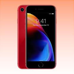 Image of Used Like New Apple iPhone 8 256GB 2GB RAM 4G LTE Smartphone Red (6 MONTHS WARRANTY + 100% GENUINE)