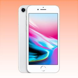 Image of Used Like New Apple iPhone 8 256GB 2GB RAM 4G LTE Smartphone Silver (6 MONTHS WARRANTY + 100% GENUINE)