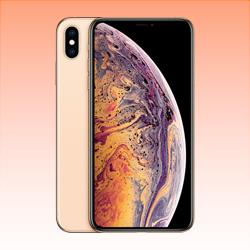 Image of Used Like New Apple iPhone XS Max 64GB Gold (6 MONTHS WARRANTY + 100% GENUINE)