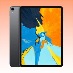 "Image of Used as Demo Apple iPad PRO 11"" Wifi + Cellular 256GB Space Grey (6 month warranty + 100% Genuine)"