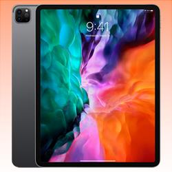 Image of New Apple iPad Pro 12.9 2020 Wifi 128GB Tablet Space Gray