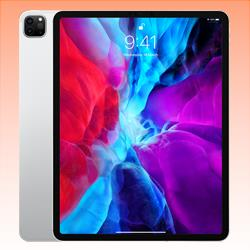 Image of New Apple iPad Pro 12.9 2020 Wifi 256GB Tablet Silver