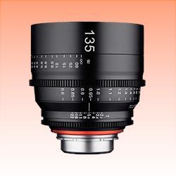 Image of New Samyang Xeen 135mm T2.2 Lens for Nikon AE