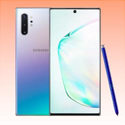 Image of Used as Demo Samsung Galaxy Note 10 Plus 5G 12GB RAM 512GB Aura Glow (6 MONTHS WARRANTY + 100% GENUINE)