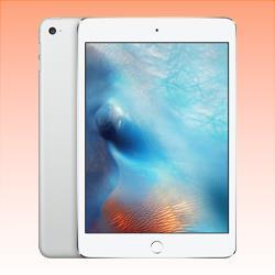 Image of Used as Demo Apple iPad mini 4 Wifi 16GB Silver (6 MONTHS WARRANTY + 100% GENUINE)