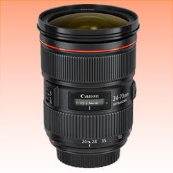 Image of New Canon EF 24-70mm f/2.8L II USM Lens