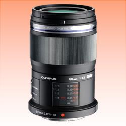 Image of New Olympus M.Zuiko Digital ED 60mm f/2.8 Macro Lens