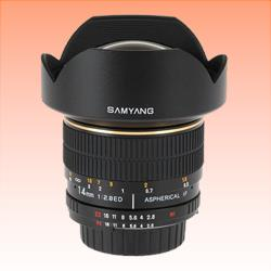 Image of New Samyang 14mm f/2.8 IF ED UMC Aspherical Lens For Canon