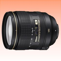 Image of New Nikon AF-S NIKKOR 24-120mm F4 G ED VR f/4 G 24-120