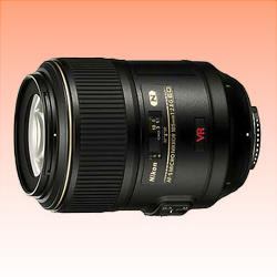 Image of New Nikon AF-S 105mm f/2.8G Macro VR F2.8 G