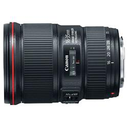 Image of New Canon EF 16-35mm f/4L IS USM Lens
