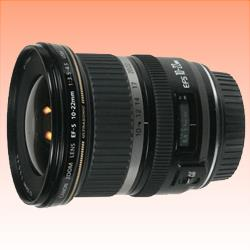 Image of New Canon EF-S 10-22mm 10-22 f/3.5-4.5 f3.5-4.5 USM WIDE