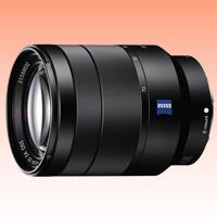 Image of New Sony Vario-Tessar T* FE 24-70mm F4 ZA OSS Lens