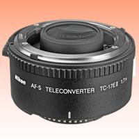 Image of New Nikon AF-S Teleconverter TC-17E II