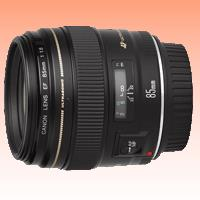 Image of New Canon EF 85mm 85 mm f/1.8 F1.8 USM Lens