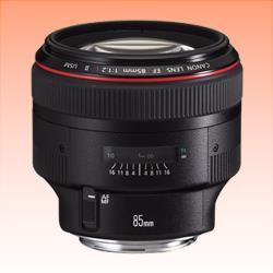 Image of New Canon EF 85mm f/1.2L II USM Lens 85 1.2