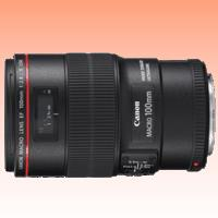 Image of New Canon EF 100mm f2.8L Macro IS USM Lens f/2.8 for 5D 50D