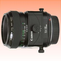Image of New Canon TS-E TSE 90mm F2.8 f/2.8 Tilt Shift