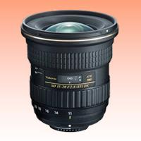 Image of New Tokina AT-X 11-20mm f/2.8 PRO DX Lens Canon