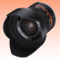 Image of New Samyang 12mm f/2.0 NCS CS Lens for Sony E