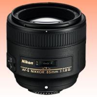Image of New Nikon AF-S Nikkor 85mm f/1.8G Lens