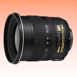 Image of New Nikon AF-S DX Zoom-Nikkor 12-24mm f/4 G IF ED 12-24