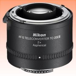 Image of New Nikon AF-S Teleconverter TC-20E III TC-20EIII 2x
