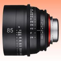 Image of New Samyang Xeen 85mm T1.5 Lens for PL Mount