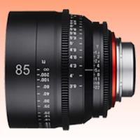Image of New Samyang Xeen 85mm T1.5 Lens for Sony