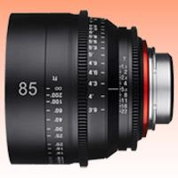 Image of New Samyang Xeen 85mm T1.5 Lens for Canon