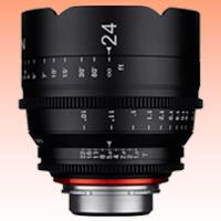 Image of New Samyang Xeen 24mm T1.5 Lens for Sony