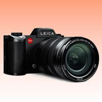 Image of New Leica SL (Typ 601) 24MP (24-90mm) Kit Mirrorles Digital Camera Black