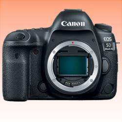 Image of New Canon EOS 5D Mark IV Digital SLR Camera Body