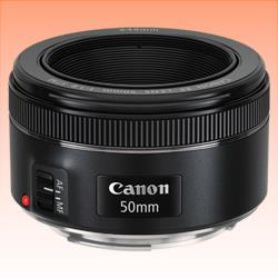 Image of New Canon EF 50mm f/1.8 STM Lens