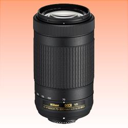 Image of New Nikon AF-P DX NIKKOR 70-300mm f/4.5-6.3G ED VR Lens Black