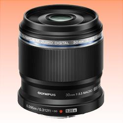 Image of New Olympus M.Zuiko Digital ED 30mm f/3.5 Macro Lens